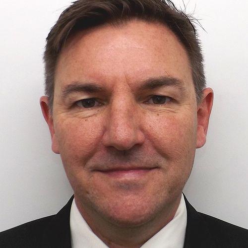 John Veitch, new Deputy Principal