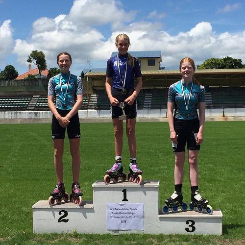 Holly Ward NZ Sports Speed Championships - Palmerston North 2019