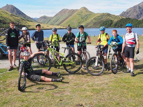 Mountain Biking at Queenstown