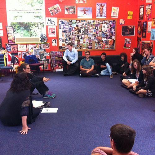 Toi Whakaari New Zealand Drama School