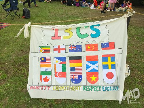 Gala Day Banners
