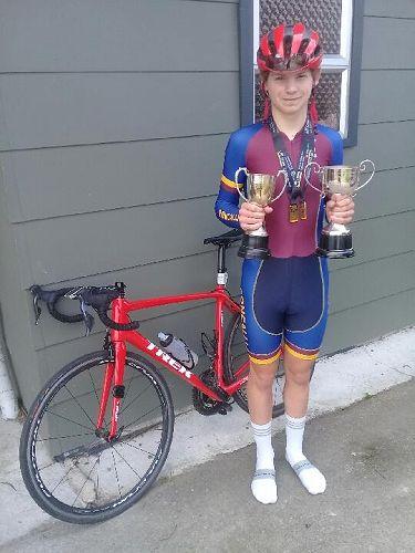 Jaxson Whyte ~ Nationals Cycling