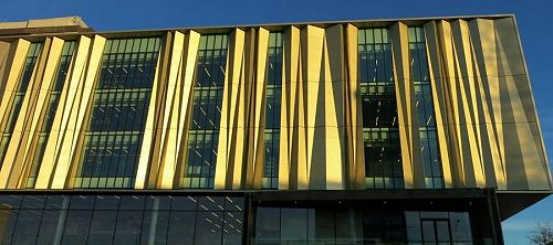 Tūranga, the new central library, opens Friday 12th October