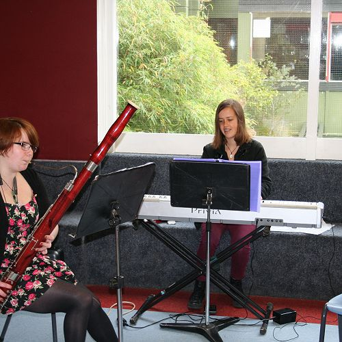 Open Day - Musical entertainment
