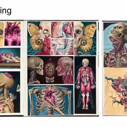 L3 Painting folios