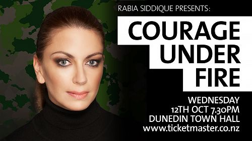 Rabia Siddique - Courage Under Fire