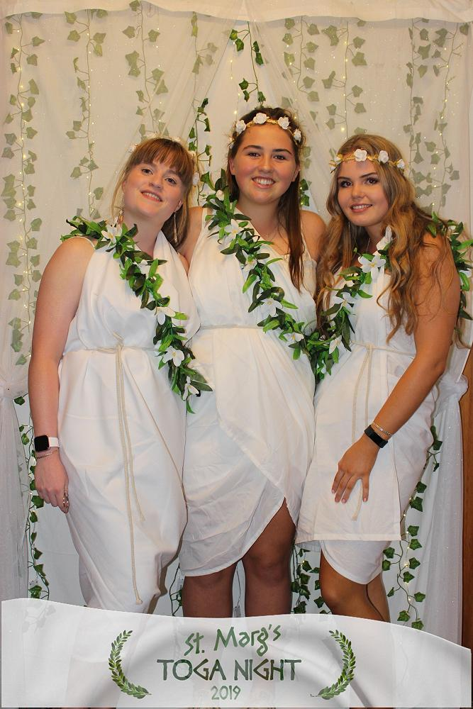 Toga Party, 20 February 2019