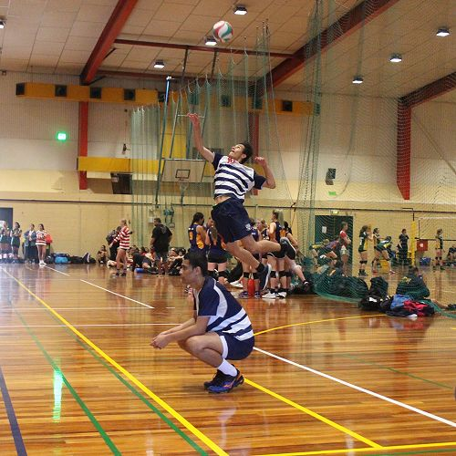 South Island Secondary Schools Volleyball Championships