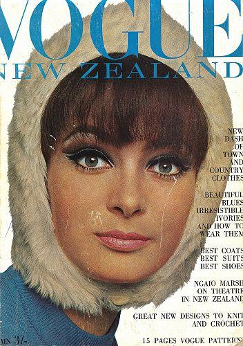 Vintage copy Vogue New Zealand