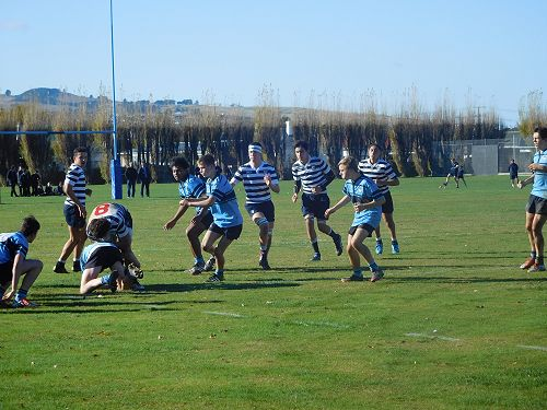 King's Interschool - Under 15 Blues Rugby