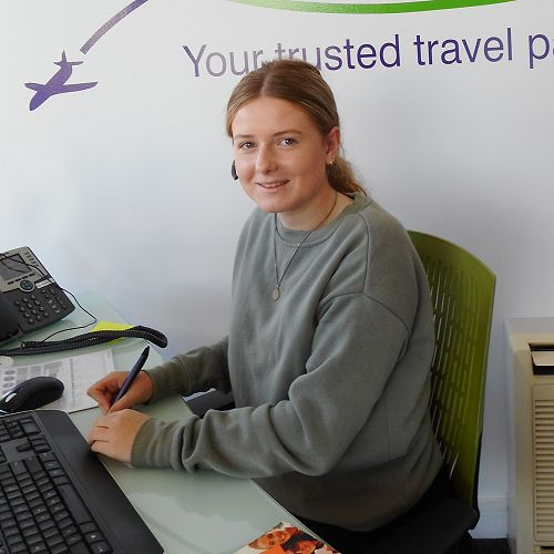 Ella Ryan - Lee Johns My Travel Broker