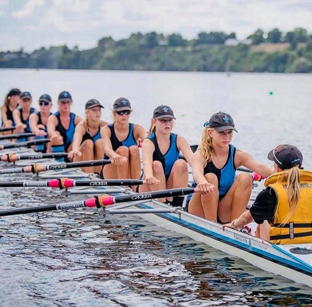 New Zealand Secondary Schools Rowing Championships - Maadi