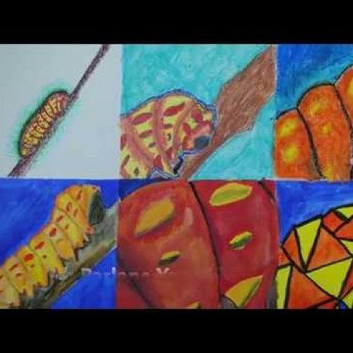 Video: Roncalli College Art: Music 'Festive Dream by Jimin Choi