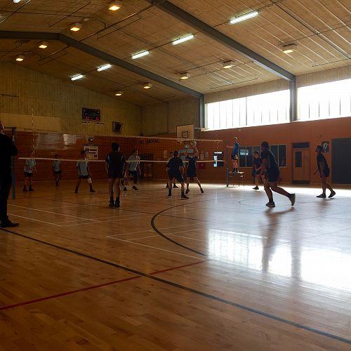 Volleyball- Shirley Boys' vs King's Interschool