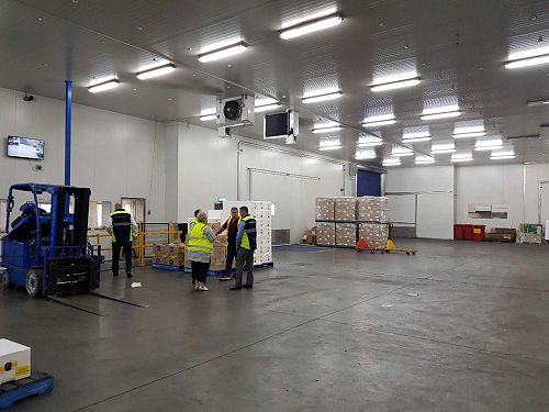 Mainfreight Melbourne Facility