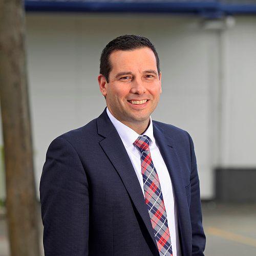 Mr Wilson - Principal