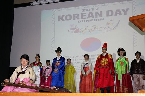 Korean Week