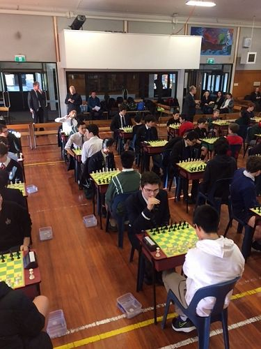 SISS Chess Championships