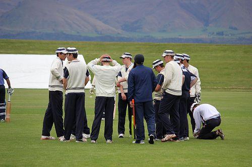 OBHS 1st XI v Queenstown Cricket Club