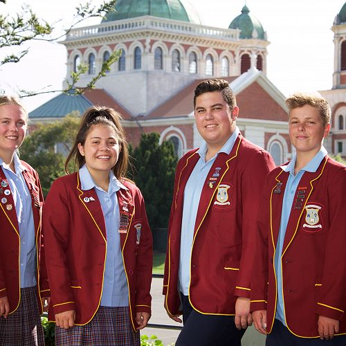 2019 Head students
