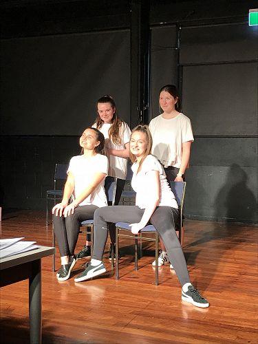 Theatresports girls