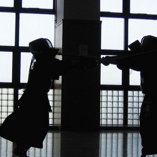 Kendo training - learn about Japanese culture and etiquette