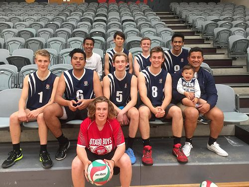 Volleyball - Otago Champs
