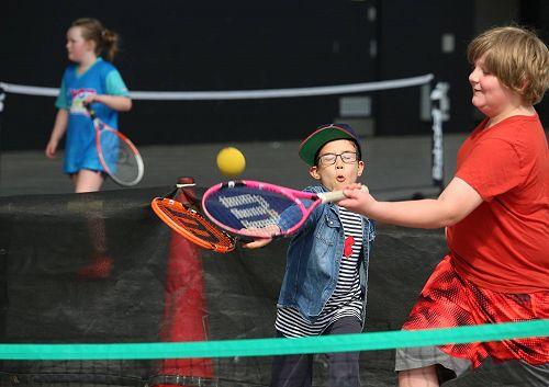 TennisHot Shots Fun Day and Tournament