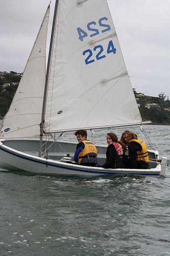School Sailing