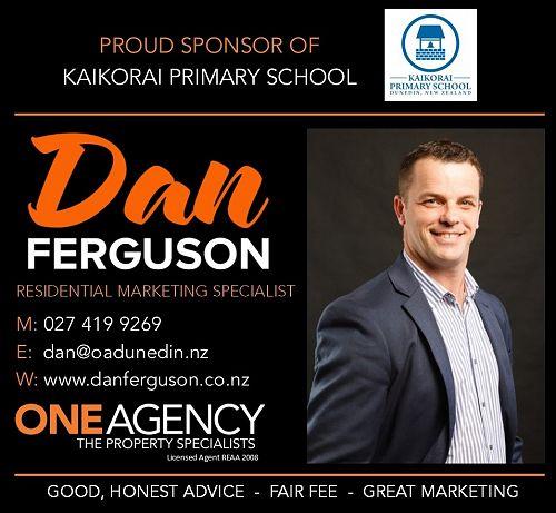 Sponsor - Dan Ferguson