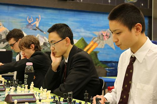 Otago Secondary Schools Chess Competition