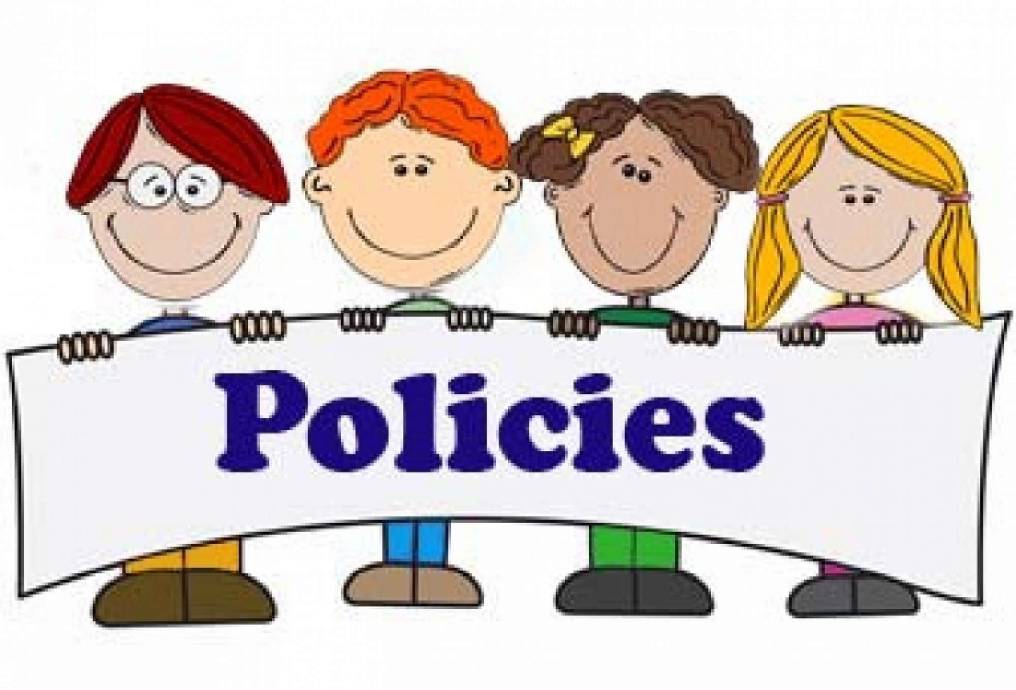 Policies and procedures - Website