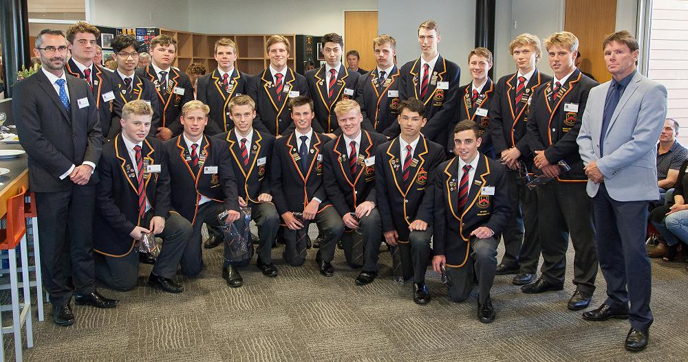 2017 Prefects