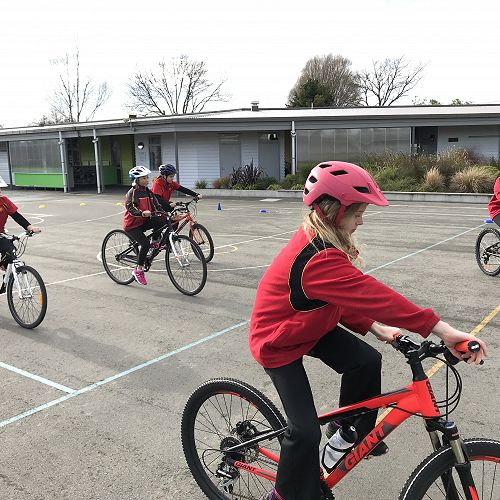 Year 6 Cycle Safety Programme