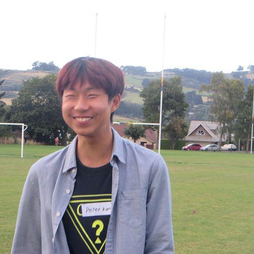 Peter Kim - South Korea