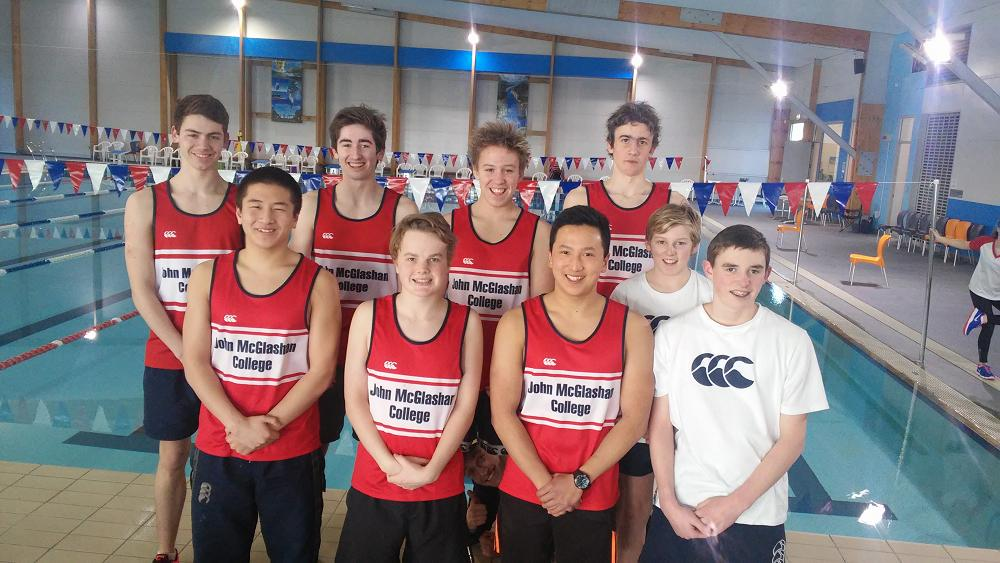 JMC Swim Team