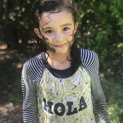 Rosa from Ruma Kowhai at Camp!