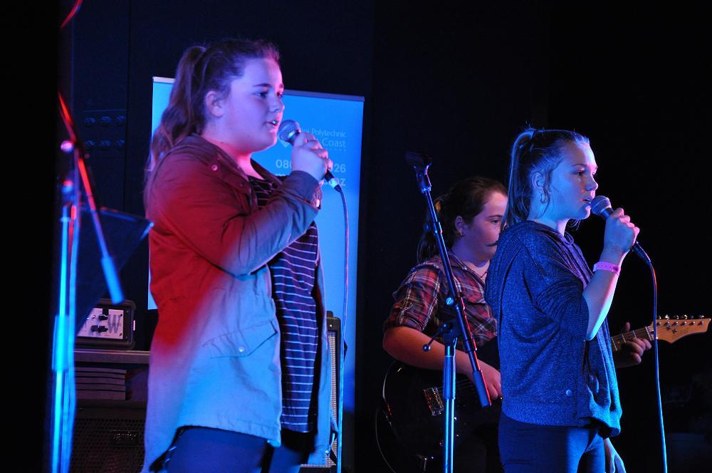 Anika, Izzy and Lexi
