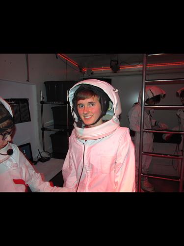 NASA Trip