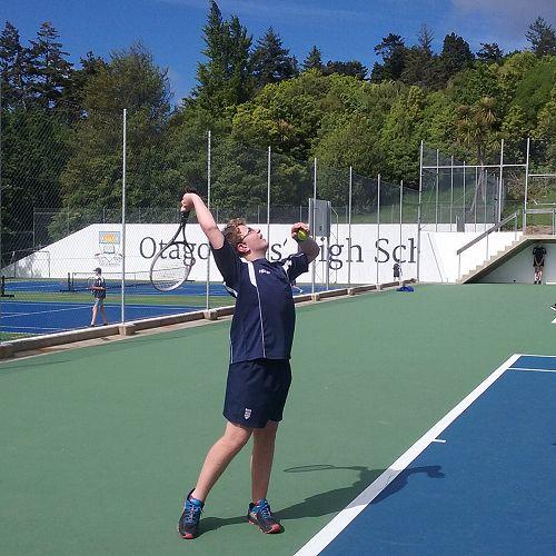 OBHS Junior Tennis Championship