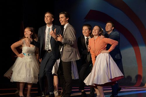 OBHS/OGHS Production - Hairspray