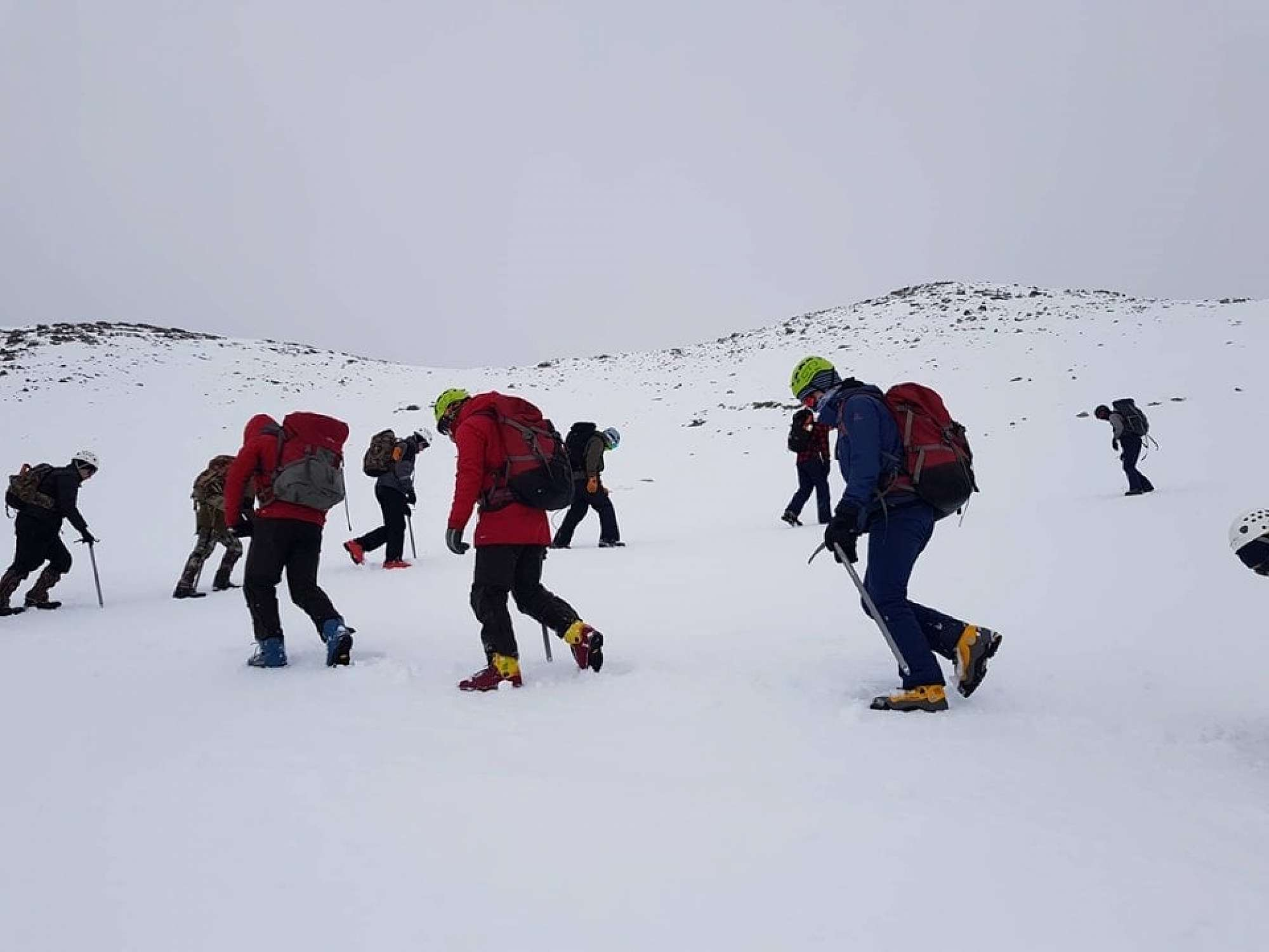 Year 12 Outdoor Education