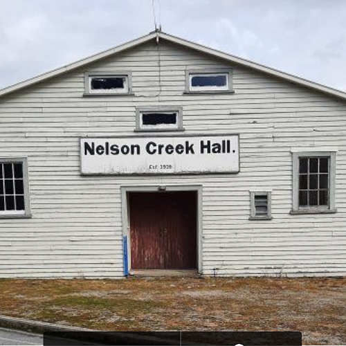 Nelson Creek Hall Design Competition