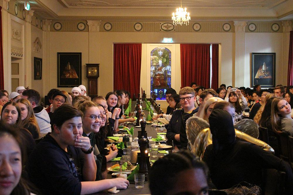 Harry Potter Theme Dinner, 6 April 2019