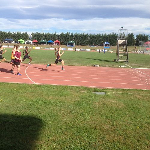 South Island Secondary School Athletics, Timaru, 1st–3rd April