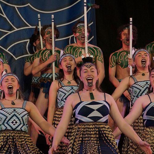 Wairua Puhou - Polyfest 2018
