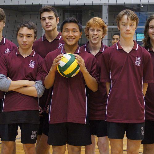 Senior Boys Volleyball
