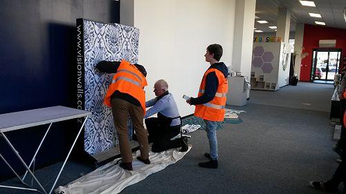 BCITOBig Construction Tour - Resene Paint and Pape