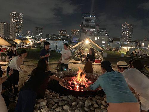 Post Work Japanese BBQ