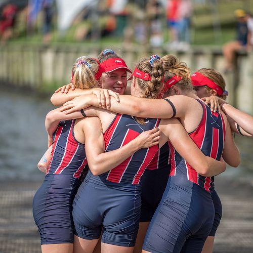 CGHS Rowing, Maadi Competitors